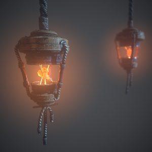 Lanterne Ticky