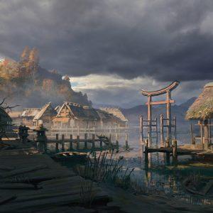 port zael