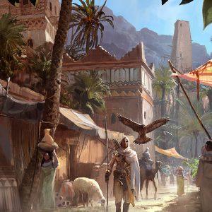 Ville marchande Oxayn